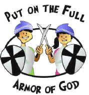 armor of God Bible lessons