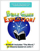 Bible games book