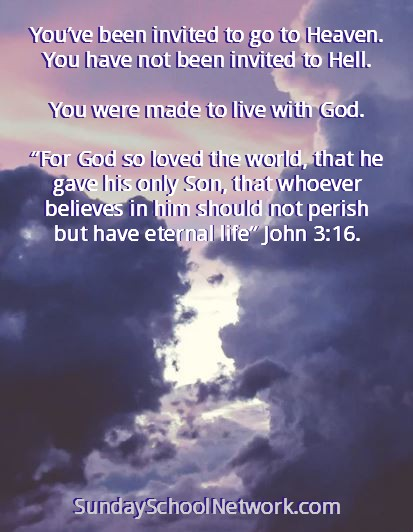 John 3:16 Scripture graphic