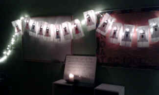 Paper Lanterns for Lighthouse Bible Lessons