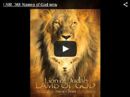 names of God video