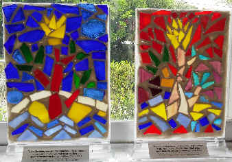Vine Branch Mosaics
