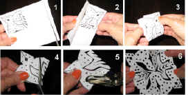 how to make Chrismons