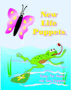 Puppets New Life in Christ