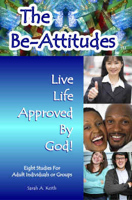 Beatitudes Bible Lessons for Adults