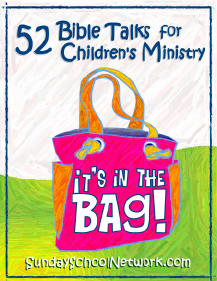Big Book of Children's Sermons Bible Talks